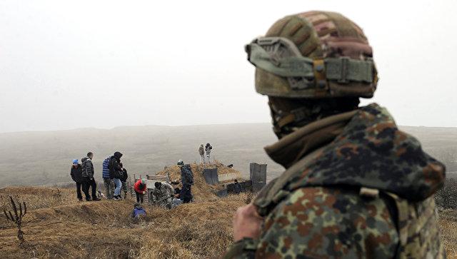 Киев назвал условие прекращения военного положения