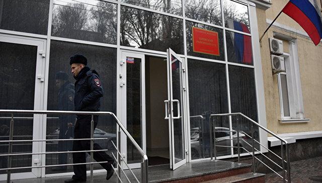 Адвокаты задержанных украинских моряков прибыли в суд в Симферополе