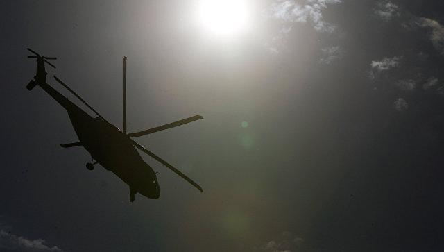 Двух пострадавших в крушении Ми-26 в НАО доставили в архангельскую больницу