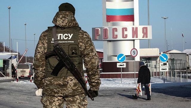 Украина ограничила въезд мужчинам из России
