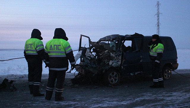 Детей, пострадавших в ДТП в Красноярском крае, перевозил частный водитель