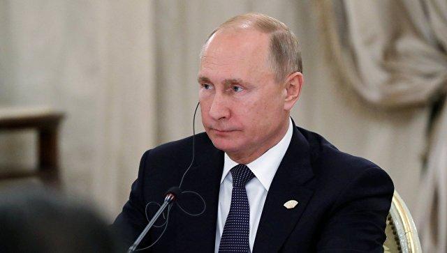 Путин заявил о росте товарооборота между Россией и Аргентиной