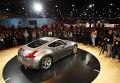 2009 Nissan 370Z на международном автосалоне в Лос-Анджелесе