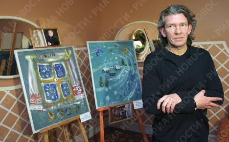 Игорь Гаврюшкин - организатор благотворительного аукциона