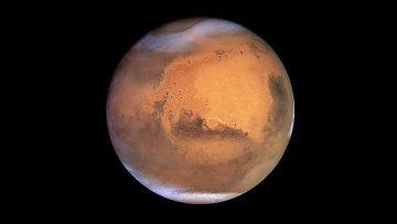 Планета Марс. Архив
