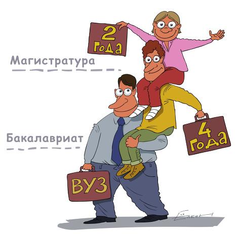 Новые уровни российского образования