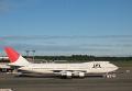 Авиакомпания Japan Airlines Company