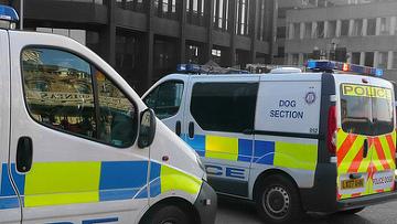 Британская полиция. Архивное фото