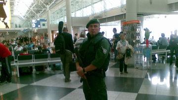Полиция Мюнхена. Архивное фото