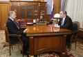 Владимир Путин встретился с Валерием Гергиевым