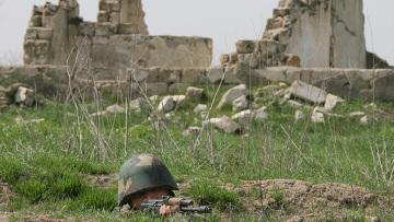 Армия Нагорного Карабаха. Архивное фото