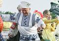 Ю.Лужков на фестивале пива в Лужниках