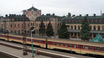 Город Дебальцево. Архивное фото