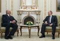 Встреча Владимира Путина и Александра Лукашенко