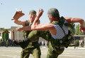 Празднование Дня ВДВ в Ставрополе