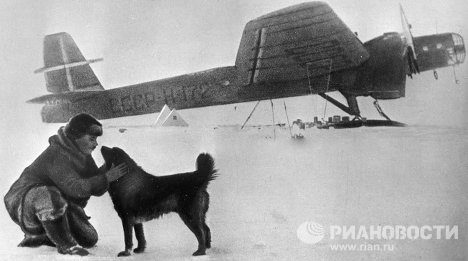 Арктическая экспедиция АНТ-6