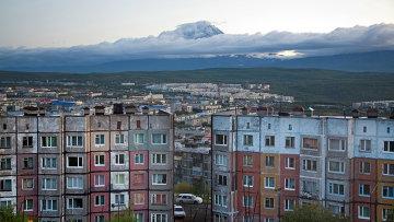 Петропавловск-Камчатский, архивное фото