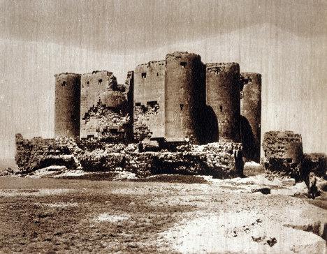 Вид на замок Тигнис
