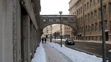 Ситуация в Берлине. Архивное фото