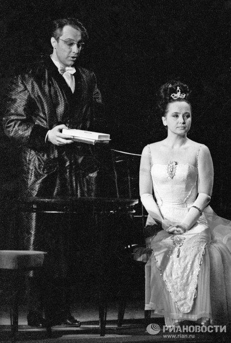 Шмыга и Гринер в оперетте «Моя прекрасная леди»