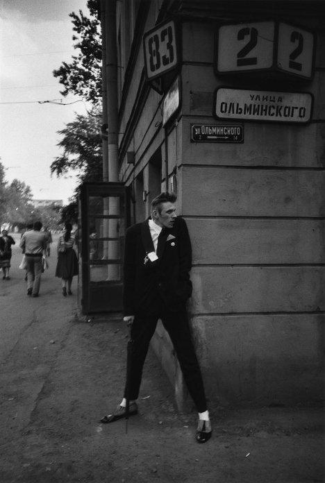 Фотография Игоря Мухина на выставке Михаил Горбачев. Perestroika