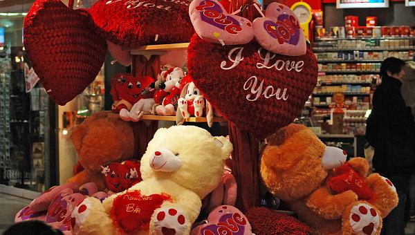 День святого Валентина в Лейпциге