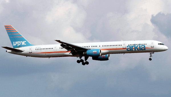 5536cb8ae512d Израильская Arkia открывает регулярные рейсы Москва - Тель-Авив ...