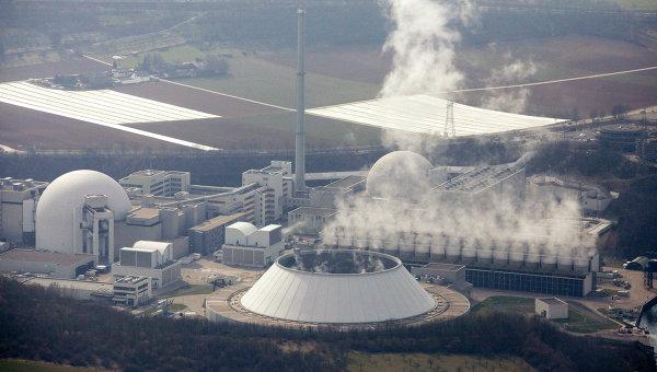 АЭС Некарвестхайм в Германии