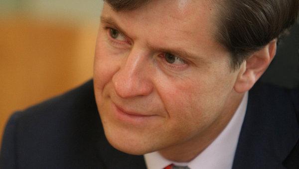 Андрей Бородин, председатель Банка Москвы