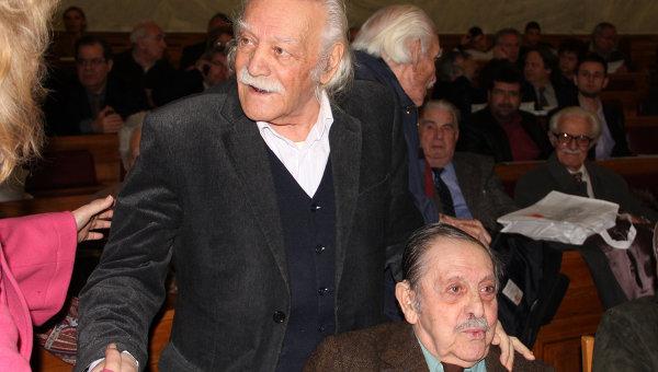 Апостолос Сантас, сорвавший в 1941 году нацистский флаг с Акрополя