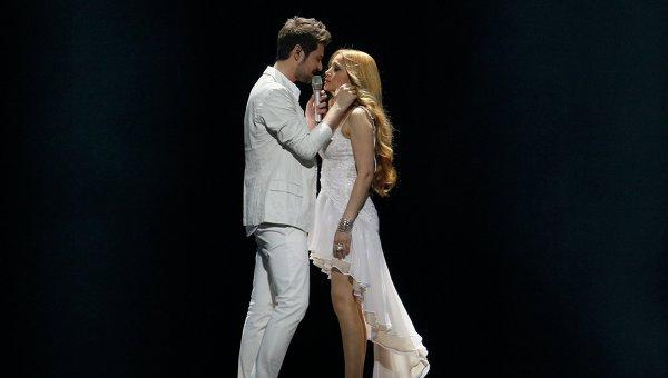 Элл и Никки из Азербайджана в финале Евровидения-2011