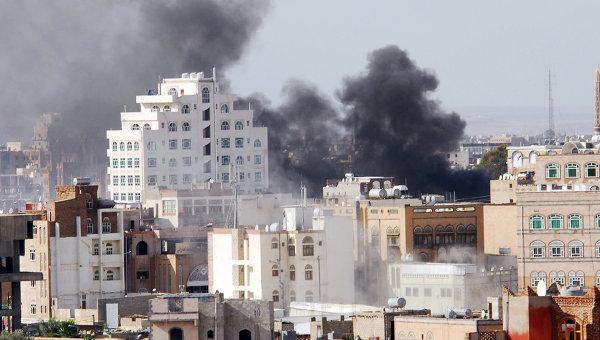 Вооруженные столкновения в столице Йемена Сане