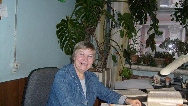 Член координационного совета общественной организации Азария (Матери против наркотиков) Любовь Спижарская