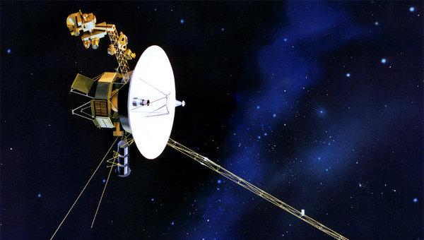 Зонд Вояджер-2