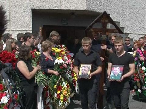 Похороны погибших детей в карелии фото