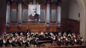 Международный конкурс имени Чайковского. Архивное фото