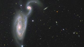 Галактики ARP 24