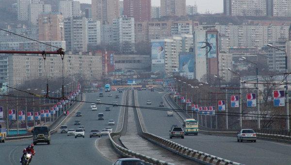 Город Владивосток. Архив