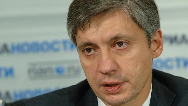 Заместитель министра здравоохранения и социального развития РФ Александр Сафонов