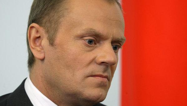 Премьер-министр Польши Дональд Туск. Архивное фото