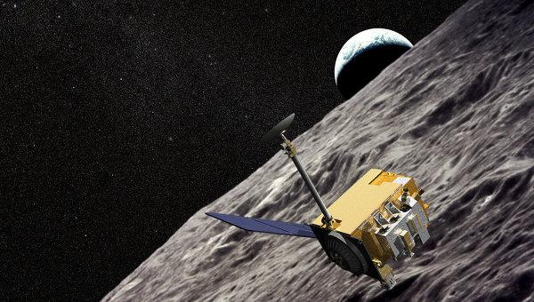 Зонд NASA Lunar Reconnaissance Orbiter (LRO)