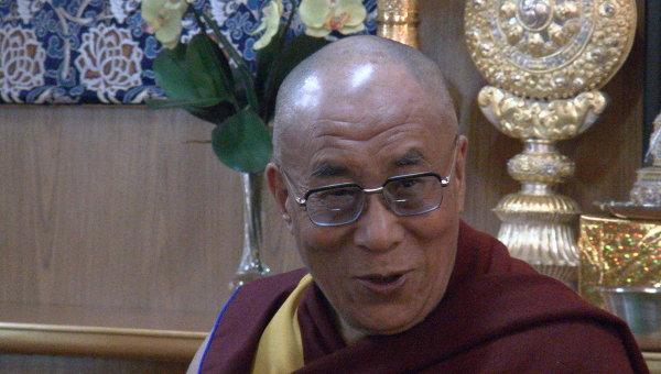 Далай-ламы XIV с пресс-конференции в его индийской резиденции в Дхарамсале