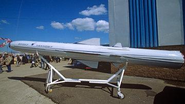 Противокорабельная ракета Яхонт