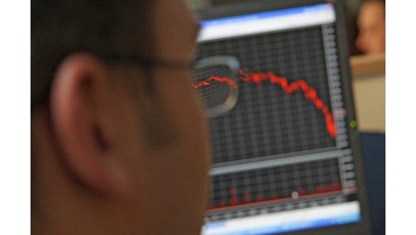 Ситуация вокруг BP увела биржи Европы на закрытии в красную зону