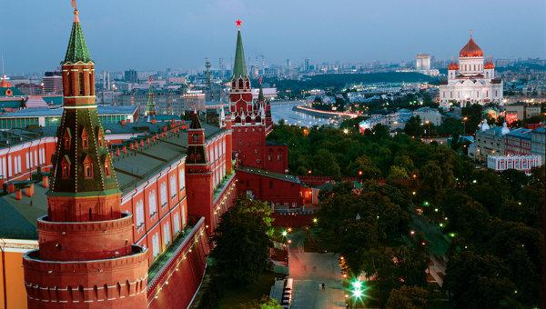 Александровский сад в Москве. Архивное фото