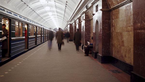 Станция метро Красные ворота в Москве