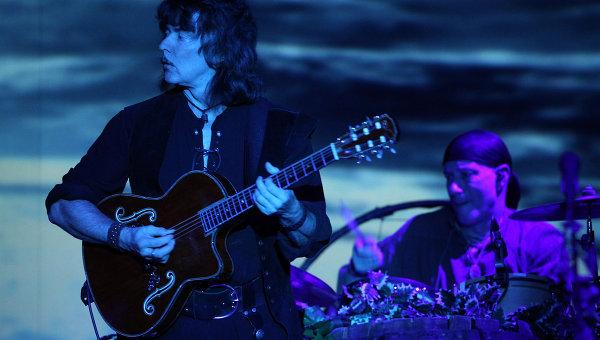 Концерт Ричи Блэкмора и группы Blackmore's Night в Москве. Презентация альбома Autumn Sky