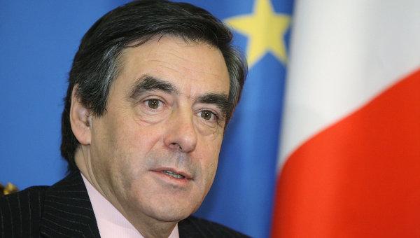 Бывший премьер-министр Франсуа Фийон. Архивное фото