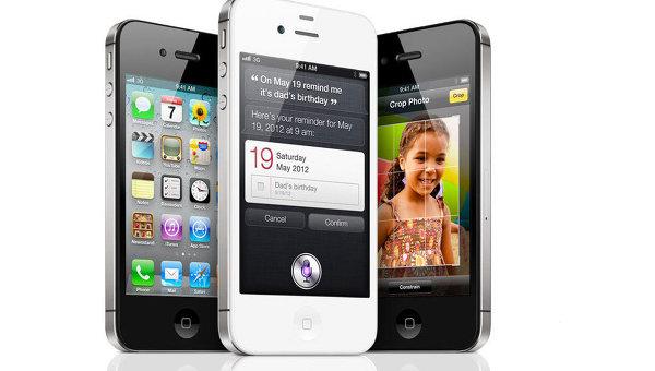 Новый смартфон iPhone 4S