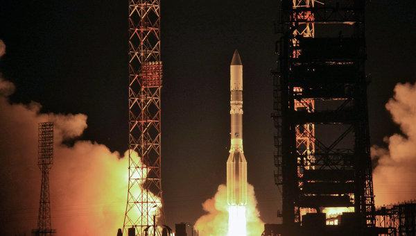 Ракета-носитель Протон-М. Архив